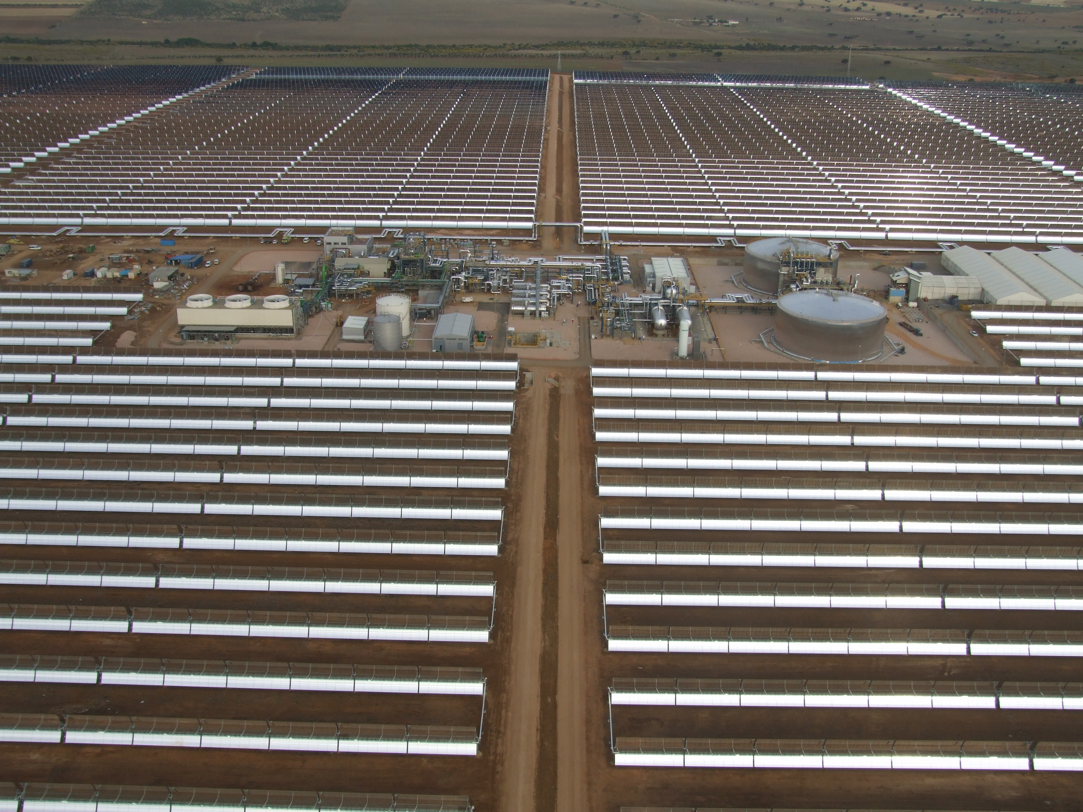 Extresol Concentrating Solar Power / Cobra